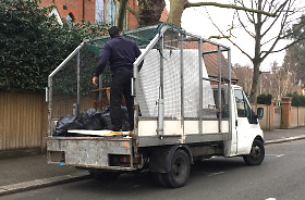Bulky waste disposal in London by Allan's Rubbish Removals