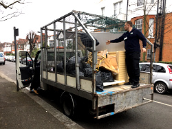 Same-day Rubbish Removal London Services
